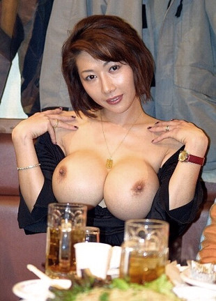 Busty asian Pornostar Sakura Sena