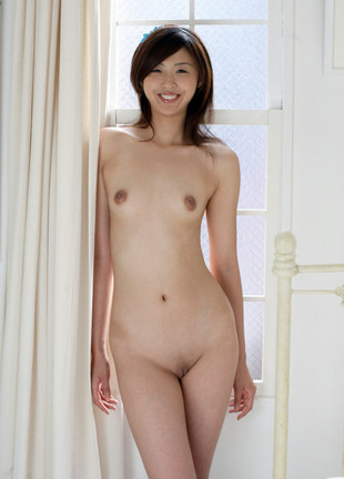 All smooth asian girls posing fully..