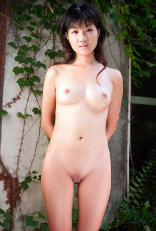 Slender asian girlfriend Minejima..