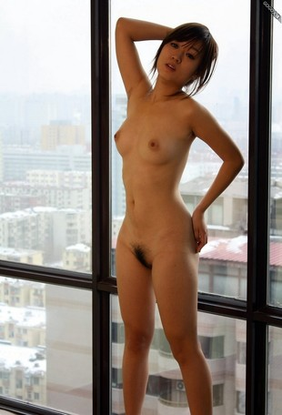 Japan girls posing naked — pic 12