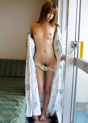 Naked photos with young asian girl Rio..