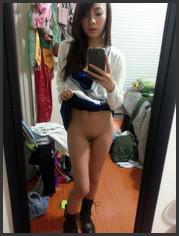 Asiatisch Ex Freundin Blowjob