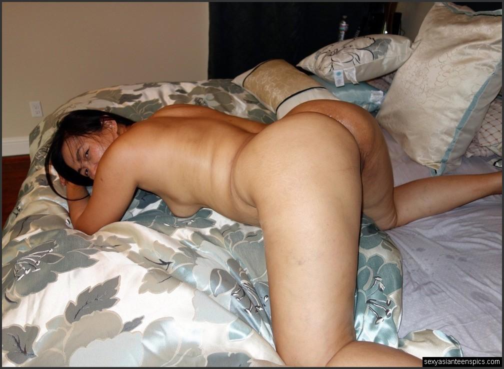 asiatische hausgemachte nude pic